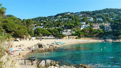 Visit Blanes Tourist Guide To Blanes Spain Gateway To