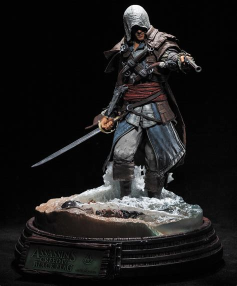 Edward Kenway Assassins Creed Statue