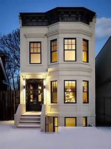 Brooklyn, Townhouse, Christmas, Brownstone