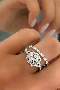 36 beautiful wedding ring sets for your girl oh so for Beautiful wedding ring sets