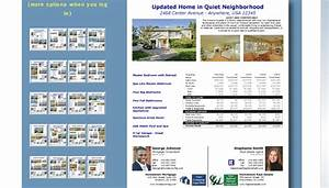 4 mortgage flyers templates af templates With free mortgage flyer templates