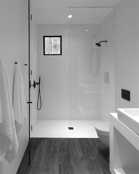 minimalistic bathroom   center   studio separates  sleeping area