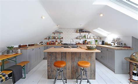 attic kitchen designs 10 captivating attic kitchen designs