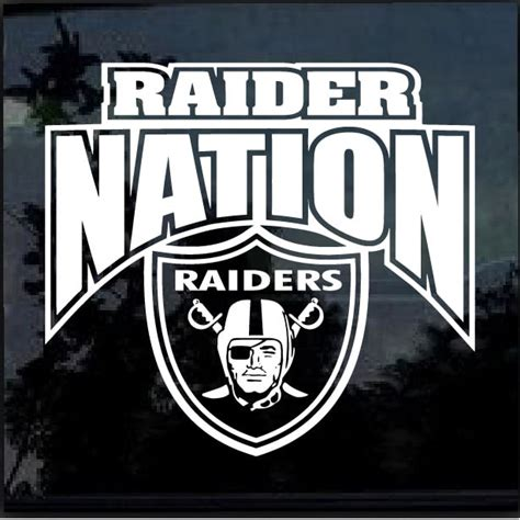 Oakland Raiders Nation Logo