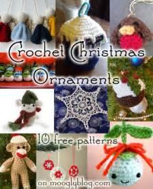 crochet xmas decoration patterns free crochet patterns