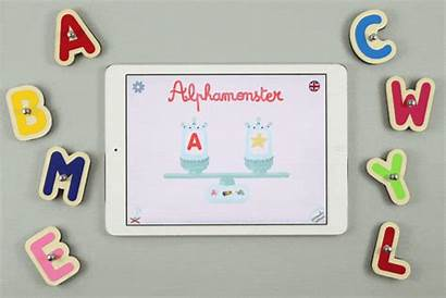 Letters Smart Marbotic Toy Projects