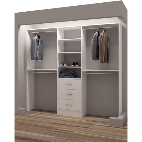 White Storage Closet Wardrobe by White Wooden Closet Organizers Rubbermaid Organizer Wood
