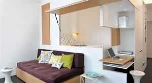 comment amenager au mieux un petit appartement de deux With comment meubler un petit studio 0 comment optimiser lespace dun petit logement d