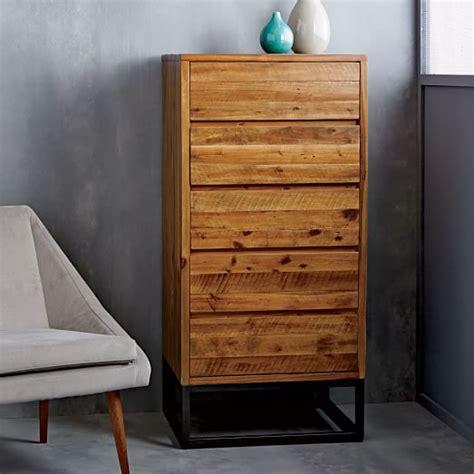 logan industrial  drawer dresser natural west elm