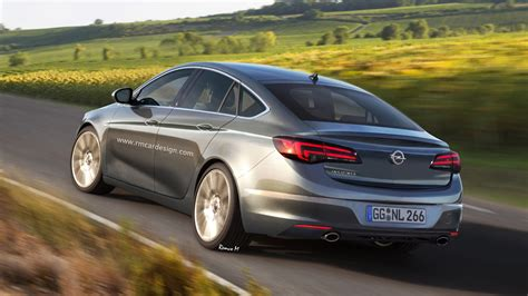 Opel Insignia by Let S 2017 Opel Insignia Will Look Like This
