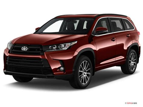 Toyota Highlander Prices, Reviews And Pictures
