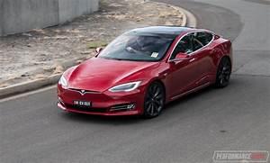 Tesla Modèle S : 2017 tesla model s p100d review performancedrive ~ Melissatoandfro.com Idées de Décoration