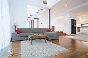 Weiß Graues Sofa : graues sofa im wohnzimmer stockfoto bild von k che ~ A.2002-acura-tl-radio.info Haus und Dekorationen