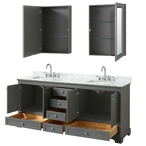 80 inch double sink bathroom vanity 80 inch double sink transitional grey finish bathroom
