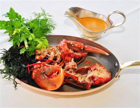cuisiner un homard congelé le télégramme recettes homard bleu rôti au beurre de