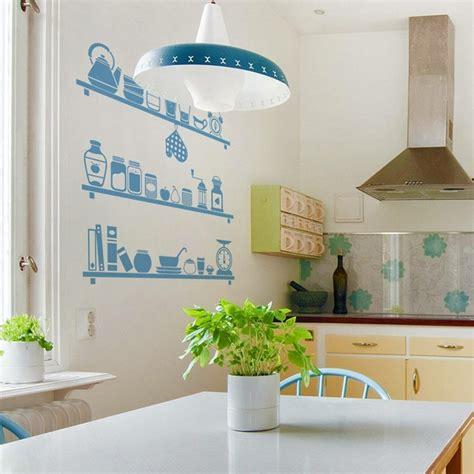 decoration mur cuisine déco mur cuisine 50 idées pour un décor mural original