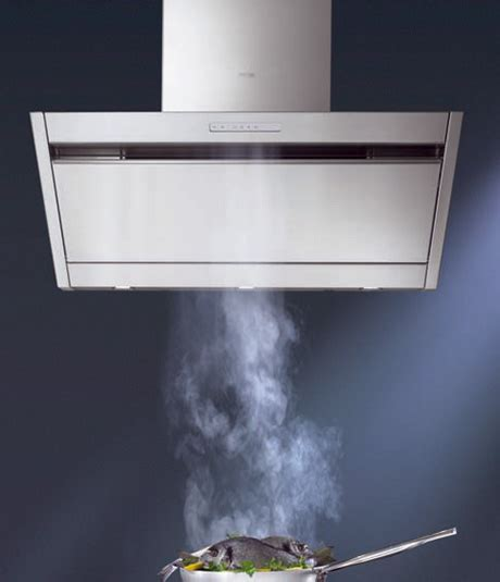 Kitchen hoods without filters by Berbel