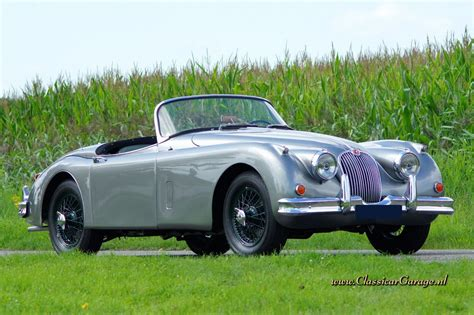 Jaguar XK 150 3.4 Litre OTS (roadster), 1959 details