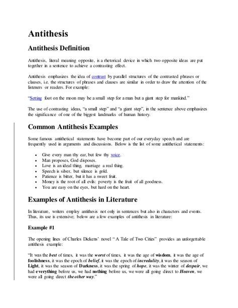 antithesis in hamlet act 3 1 antithesis in hamlet