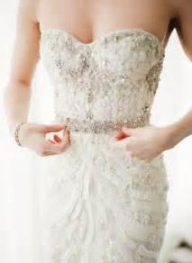 Wedding Dress Of The Week Sparkly Monique Lhuillier