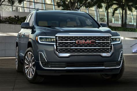 When Will 2020 Gmc Acadia Be Available when will the 2020 gmc acadia start showing up at sleepy