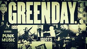 Green Day Collage - Green Day Wallpaper