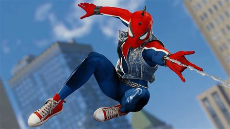 spider the origins of every costume in the ps4 ign