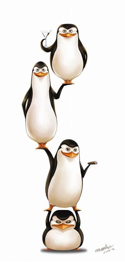 Madagascar Penguins Penguin Skipper Kowalski Blowhole Transparent