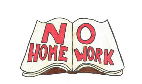 Should There Be No Homework?  The Raven's Call