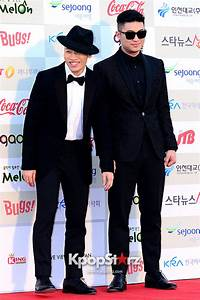 Dynamic Duo Attends The 3rd Gaon Chart Kpop Awards Feb