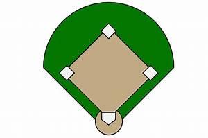 Printable Baseball Field Diagram