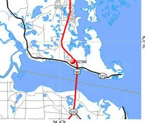 Panacea FL On Florida Map