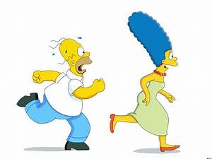 Homer Simpson and Marge Simpson run by Spartandragon12 on ...