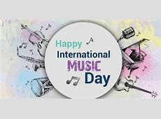 International Music Day 2018 Free Printable 2019