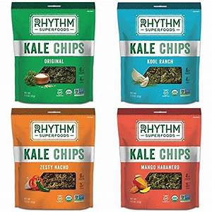 What's The Healthiest Kale Chips Brand For Your Youngsters ...