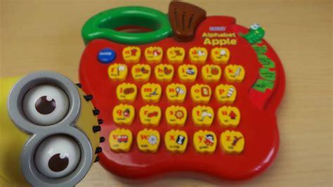 the vtech alphabet apple preschool language 200 | maxresdefault