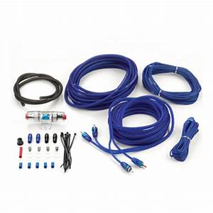 Amp Installation Kits