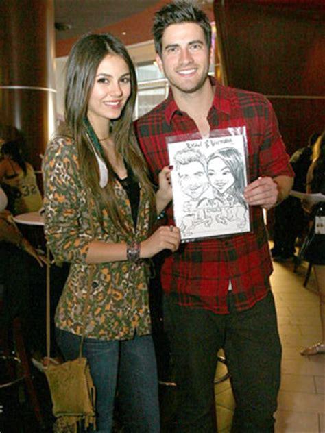 Victoria Justice and Boyfriend Ryan Rottman Spotted