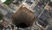 The Presurfer: Explaining The Giant Holes In Guatemala