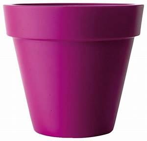 Cache Pot Exterieur : pure cache pot d80cm fuchsia en plastique elho moderne pot et jardini re d 39 ext rieur par ~ Teatrodelosmanantiales.com Idées de Décoration