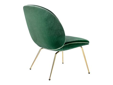 chaise gubi gubi velvet beetle lounge chair by gamfratesi chaplins