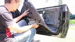 Replacing The Window Regulator  Motor  On A Bmw E36  328is