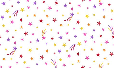 Falling Stars Clipart Transparent Background Free