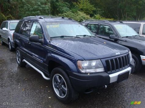 blue jeep grand cherokee 2004 midnight blue pearl 2004 jeep grand cherokee freedom