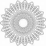 Coloring Printable Mandala Mandalas Mondaymandala Sheets Adult Colors Distinguish Humans Million Different Help Books Malvorlagen Colouring Uploaded sketch template