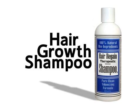 HAIR REGAIN REGROWTH SHAMPOO Hair Loss Thinning Regrow