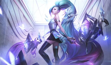 leagues newest champion seraphine  arrive  pbe oct