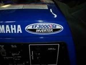 Yamaha Generator Inverter Ef3000ise Iseb Service Repair