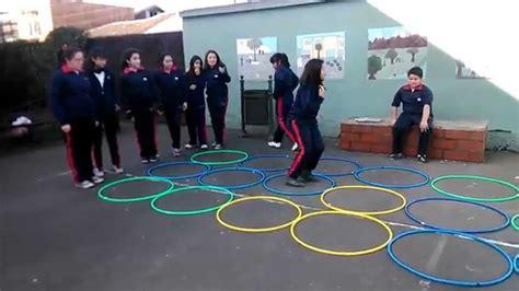 Juegos Educación Física  Campo Minado Youtube