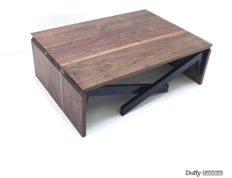 coffee table converts to dining table mk1 a coffee table that converts in seconds into a